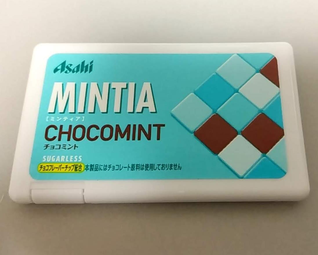 ミンティアチョコミント